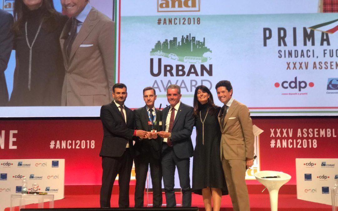 Cesena vince l'Urban Award 2018