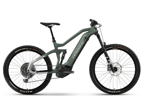 Haibike AllMtn 6 color green