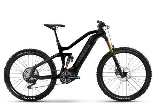 Haibike AllMtn 7 color black 2