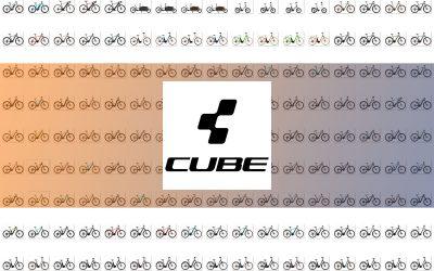 Tutta la gamma di modelli eBike by Cube: il Catalogo per il 2021