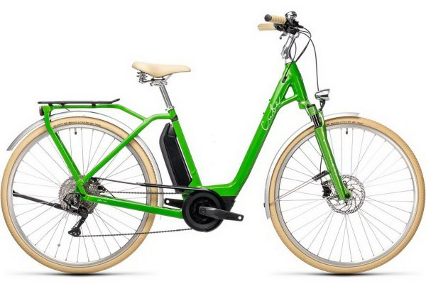 cube ella ride hybrid 400 applegreennwhite 001