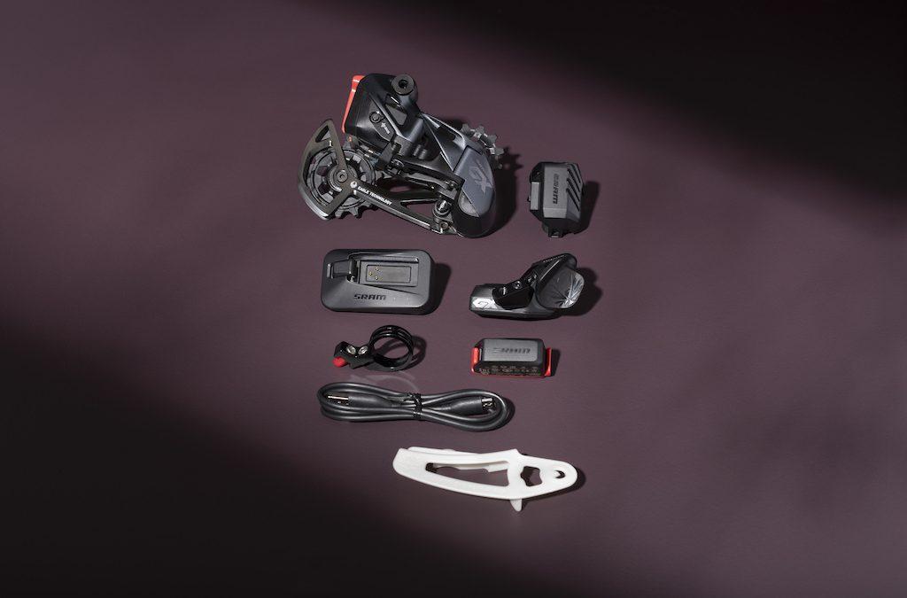 SRAM rilascia il nuovo GX Eagle AXS Wireless Electronic Drivetrain