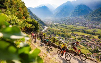 "18-19 settembre torna ""Valtellina E-bike Festival"""