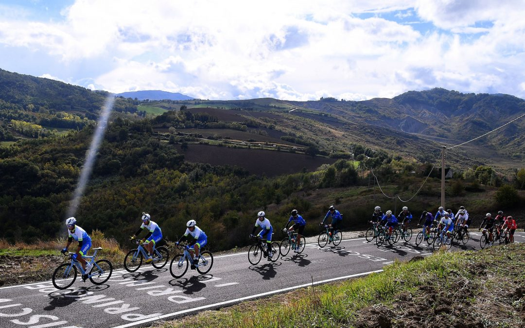 Giro E - credits by RCS Sport