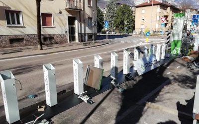 Trento, aumenta l'offerta di bike sharing e.motion