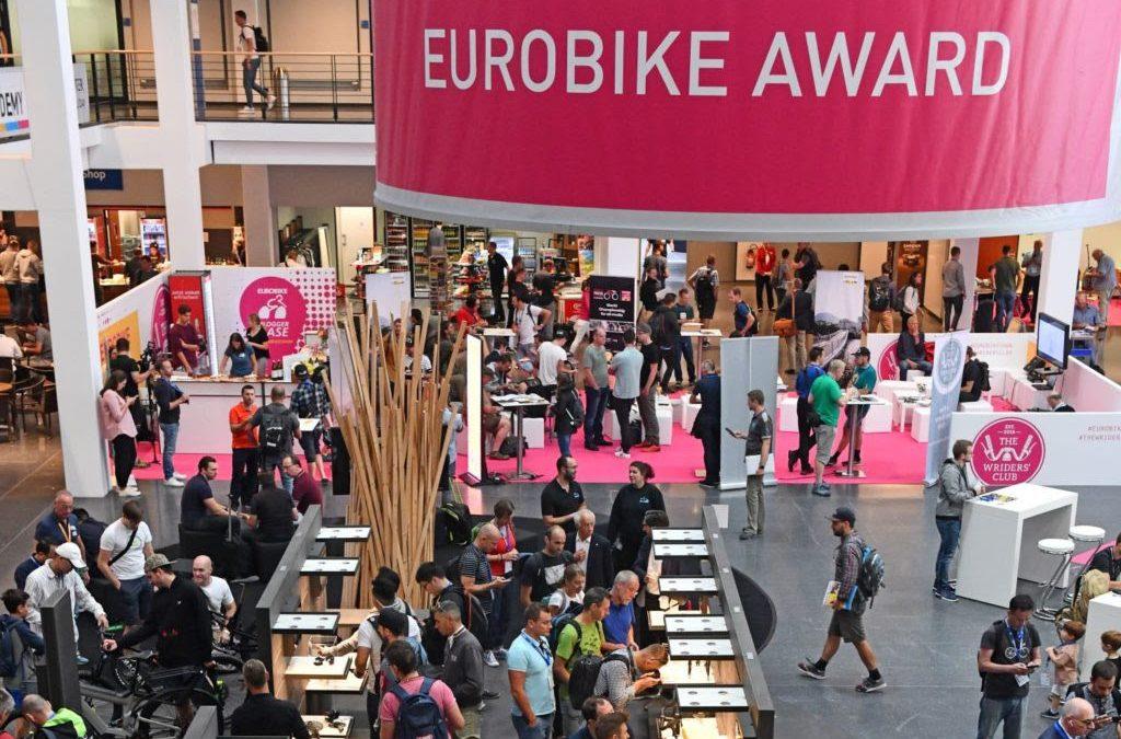 Eurobike 2021, in attesa del pubblico sono aperte le iscrizioni a Eurobike Award