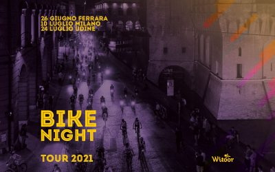 Tornano le Bike Night, tre tappe per pedalare immersi nella notte