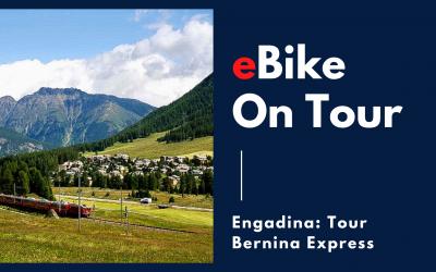 Engadina: Tour Bernina Express