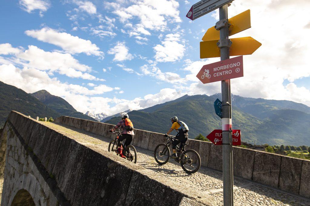 Valtellina Ebike Festival Morbegno